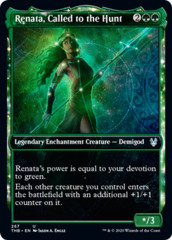 Renata, Called to the Hunt - Foil - Showcase