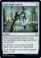 Soul-Guide Lantern - Foil