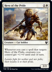 Hero of the Pride - Foil