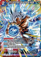 Ultra Instinct Son Goku, Universal Impulse - SD11-03- ST