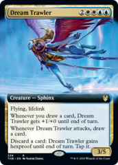 Dream Trawler - Extended Art