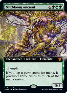 Nyxbloom Ancient - Extended Art