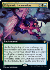 Enigmatic Incarnation - Extended Art