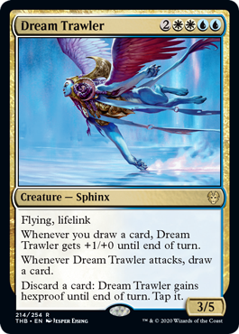 Dream Trawler - Foil