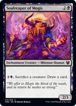 Soulreaper of Mogis - Foil