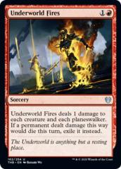 Underworld Fires - Foil