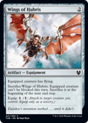 Wings of Hubris - Foil