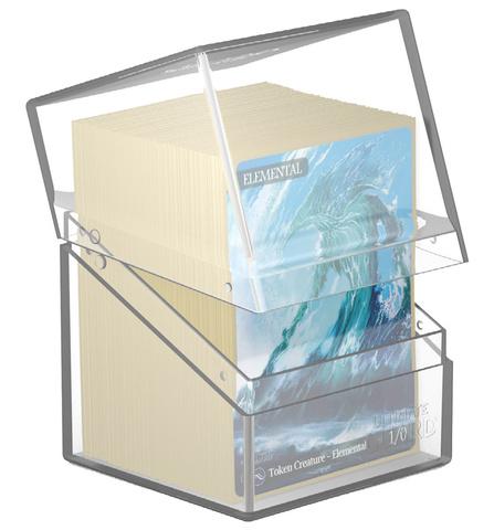 Ultimate Guard - Deck Case 100+ Boulder: Clear