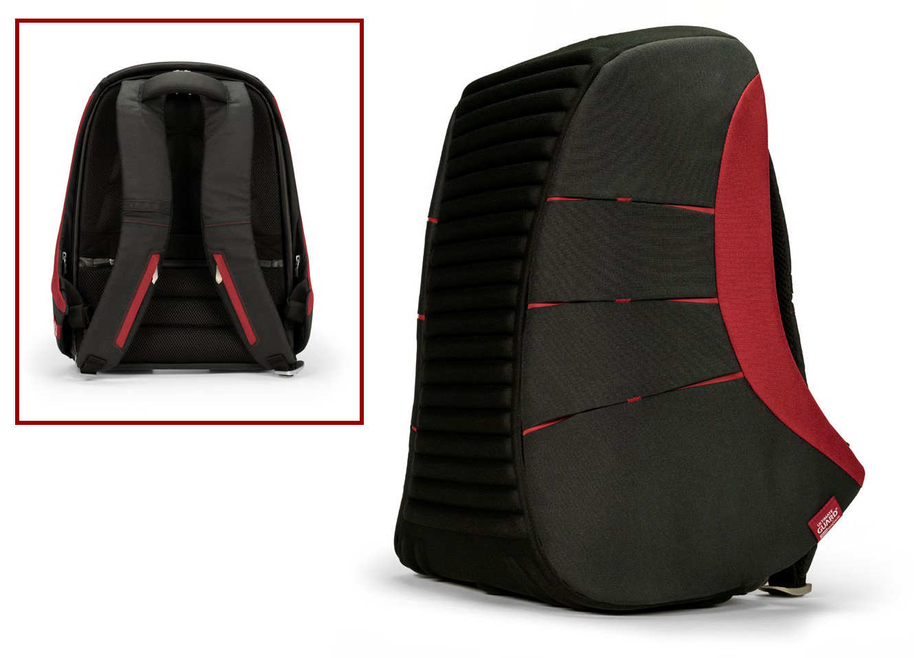 Ultimate Guard - Ammonite Anti-Theft Backpack: Exclusive 2020