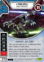 Pong Krell - Deadly Imposter