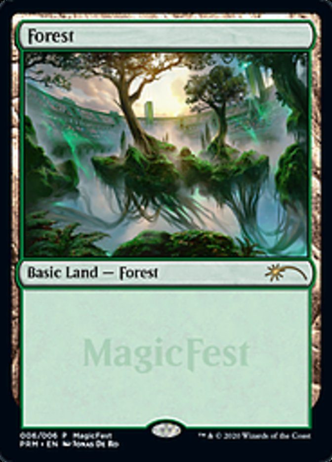 Forest - MagicFest 2020