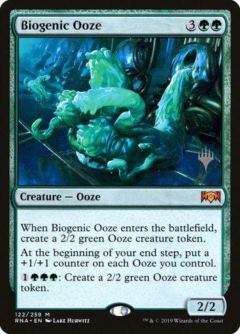Biogenic Ooze - Promo Pack