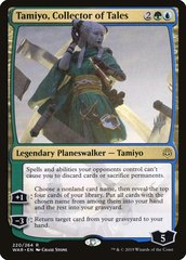 Tamiyo, Collector of Tales - Promo Pack