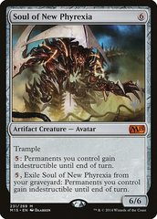 Soul of New Phyrexia - Foil - Promo Pack