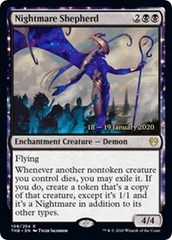 Nightmare Shepherd - Foil - Prerelease Promo