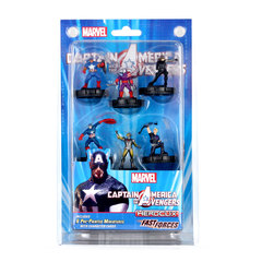 Marvel HeroClix: Captain America and the Avengers Fast Forces