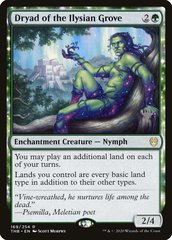 Dryad of the Ilysian Grove - Foil - Promo Pack