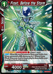 Frost, Before the Storm - BT9-016 - C - Foil