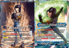 Android 17 // Android 17, Universal Guardian - BT9-021 - C