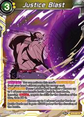 Justice Blast - BT9-067 - R