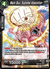 Majin Buu, Supreme Absorption - BT9-081 - C - Foil