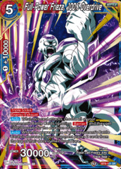 Full-Power Frieza, 100% Overdrive - BT9-101 - SR