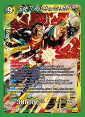 Super 17, Hell's Storm Unleashed - BT9-117 - SR