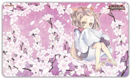 Konami - Yu-Gi-Oh! Ash Blossom Playmat