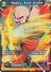Heavy Kick Krillin - EX10-01 - EX - Foil