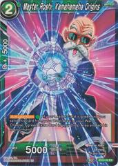 Master Roshi, Kamehameha Origins - EX10-02 - EX - Foil