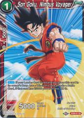 Son Goku, Nimbus Voyager - EX09-01 - EX - Foil