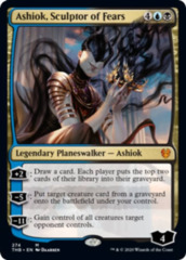 Ashiok, Sculptor of Fears - Collector Pack Exclusive