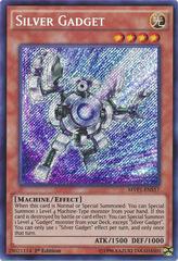 Silver Gadget - MVP1-ENS17 - Secret Rare - 1st Edition