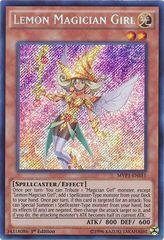 Lemon Magician Girl - MVP1-ENS51 - Secret Rare - 1st Edition