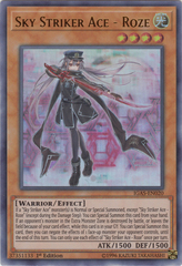 Sky Striker Ace - Roze - IGAS-EN020 - Ultra Rare - 1st Edition