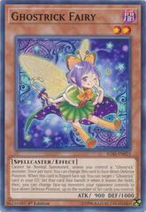 Ghostrick Fairy - IGAS-EN023 - Common - 1st Edition