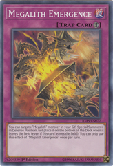 Megalith Emergence - IGAS-EN072 - Common - 1st Edition