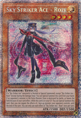 Sky Striker Ace - Roze - IGAS-EN020 - Prismatic Secret Rare - 1st Edition