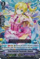 From Colorful Pastorale, Sonata - V-EB11/005EN - RRR