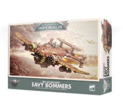 Aeronautica Imperalis: Ork Air Waaagh! 'Eavy Bommerz