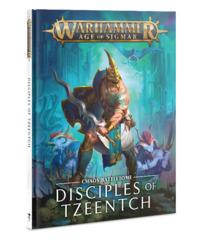 Battletome: Disciples Of Tzeentch (Hb) Fre