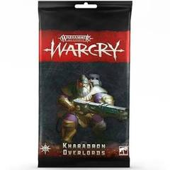 Warcry: Kharadron Overlords Card Pack