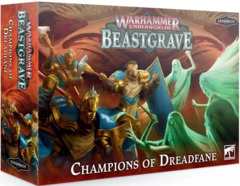 Warhammer Underworlds: Champions Of Dreadfane (English)