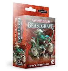 Warhammer Underworlds: Rippas Snarlfangs (Eng)