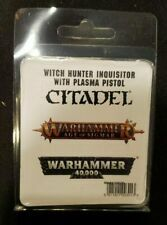 Witch Hunter Inquisitor With Inferno Pistol