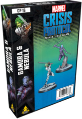 Marvel: Crisis Protocol - Gamora & Nebula