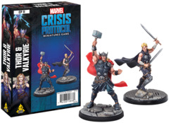 CP11 Marvel: Crisis Protocol - Thor and Valkyrie