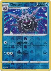 Cloyster - 041/202 - Rare - Reverse Holo