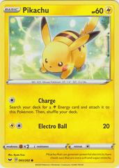 Pikachu - 065/202 - Common