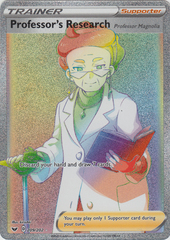 Professor's Research - 209/202 - Secret Rare